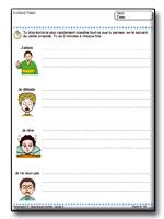 Expression écrite (cycle 3) Classes CE2,CM1,CM2