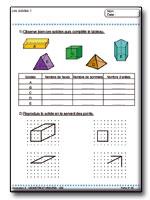 Géométrie et mesures au CE2