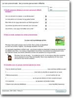 Grammaire CM1-CM2